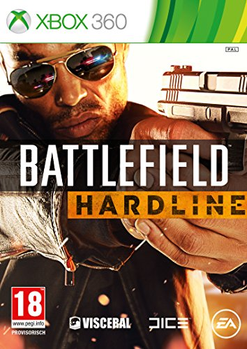 Battlefield Hardline [AT-Pegi] - [Xbox 360]