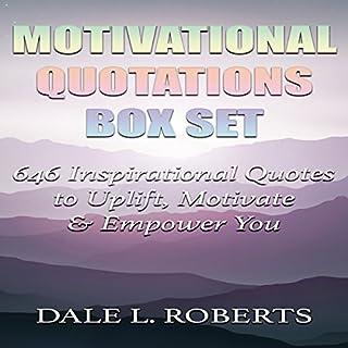 Motivational Quotations Box Set cover art