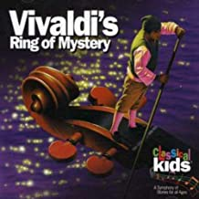 Vivaldi's Ring of Mystery (Classical Kids) by Douglas Cowling (2003-01-01)