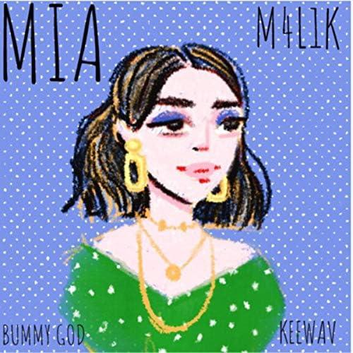 M4L1K feat. Bummy God & Keewav