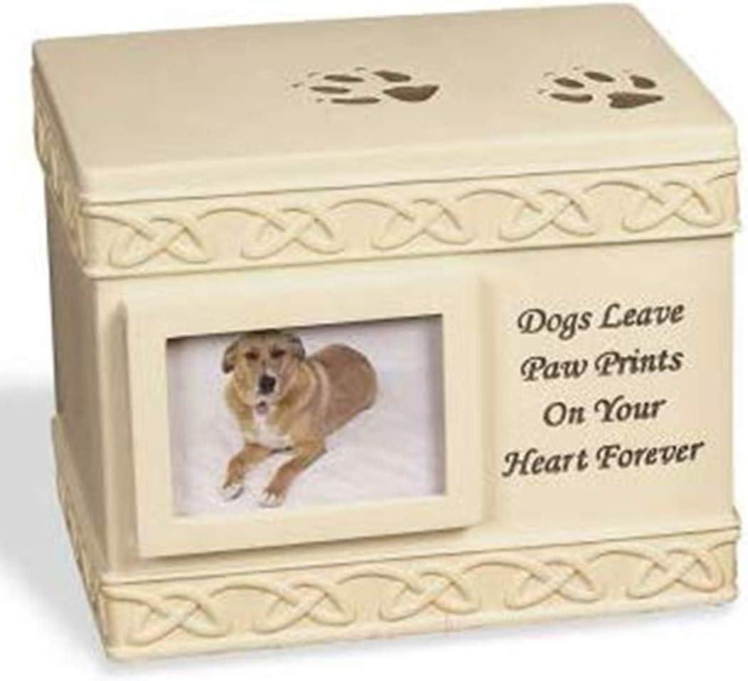 Pet Urn Up To 56 lbspet urnspet urn for dogspet urn for catspet urn for ashespet urn memorialscustom pet urnsgifts