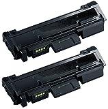 Prestige Cartridge MLT-D116L Kit 2 Toner compatibili per Samsung Xpress SL-M2625 M2625D M2626D M2675 M2675F M2675FN M2676 M2825 M2825DW M2825ND M2835DW M2875 M2875FD M2875FW M2875ND M2885FW