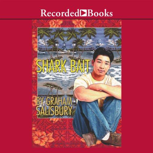 Shark Bait audiobook cover art