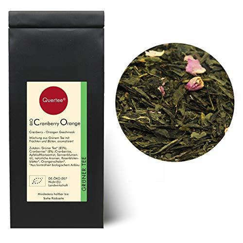 Quertee Grüner Tee Sencha