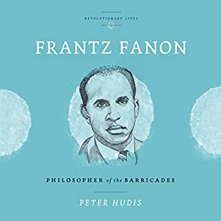 Frantz Fanon audiobook cover art
