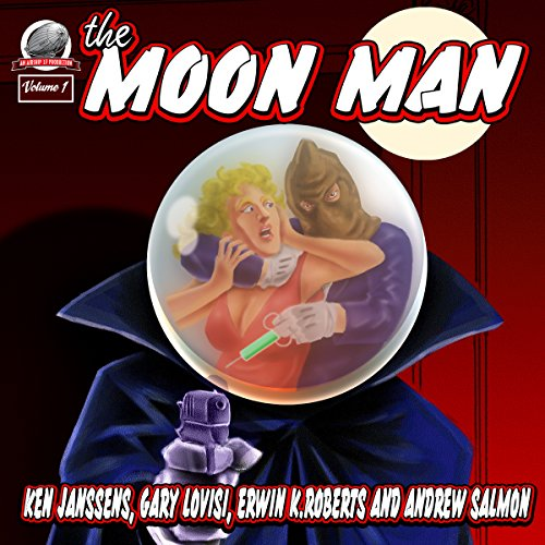 The Moon Man, Book 1 audiobook cover art
