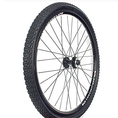LHYAN Neumático de Bicicleta Neumático de Bicicleta Resistente a puñaladas 26 * 1.9/26 * 1.95/27.5 * 1.95, 60TPI, Paquete de 1,27.5 * 1.95