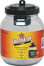 Farnam Home and Garden 14680 Starbar Captivator Fly Trap, (1.06 ounces or 30 grams)