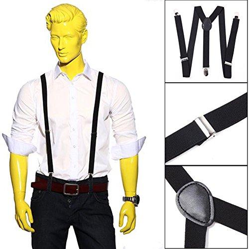 Boolavard® TM bretelles/bretelles One Size Y entièrement réglable en forme avec des...