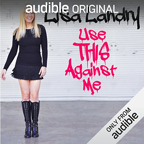 Use This Against Me audiobook cover art