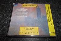 A London Symphony / Philharmonia / Hughes