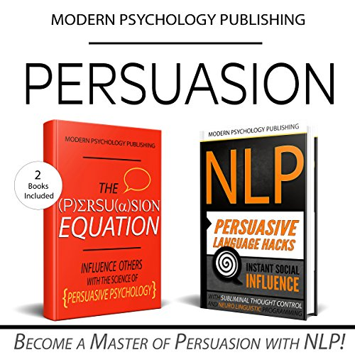 Persuasion: 2 Manuscripts audiobook cover art