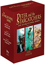 Peter and the Starcatchers: The Starcatchers Series Books 1-3: Paperback Box Set