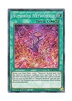 遊戯王 英語版 BLAR-EN026 Numeron Network ヌメロン・ネットワーク (シークレットレア) 1st Edition