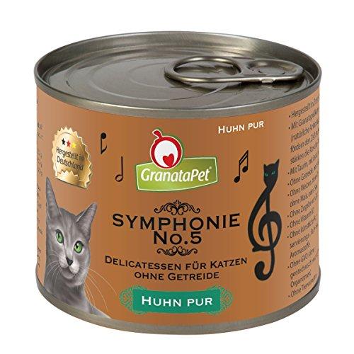 Symphonie No. 5 Huhn Pur in natürlichem Gelee, 6er Pack (6 x 200 g)