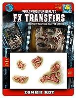Tinsley Transfers タトゥーシール Zombie Rot