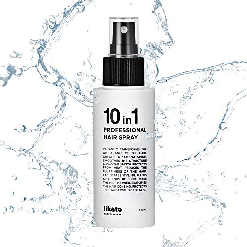LIKATO Leave in Conditioner Spray for Hair - Professional Hair...