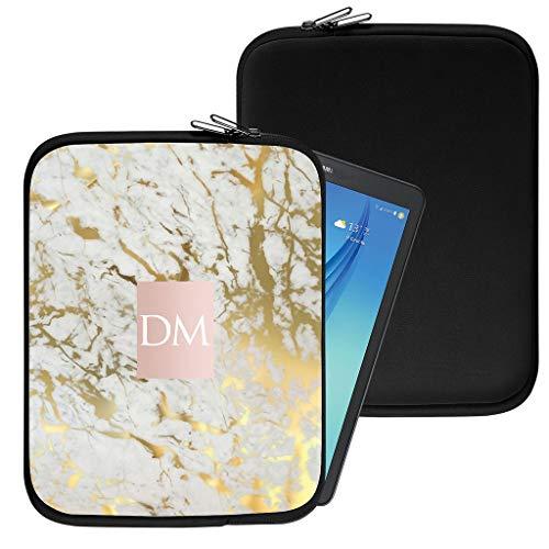 Personalised Marble Neoprene Tablet Sleeve Bag Case (67) For Lenovo Miix 520 (12.2')