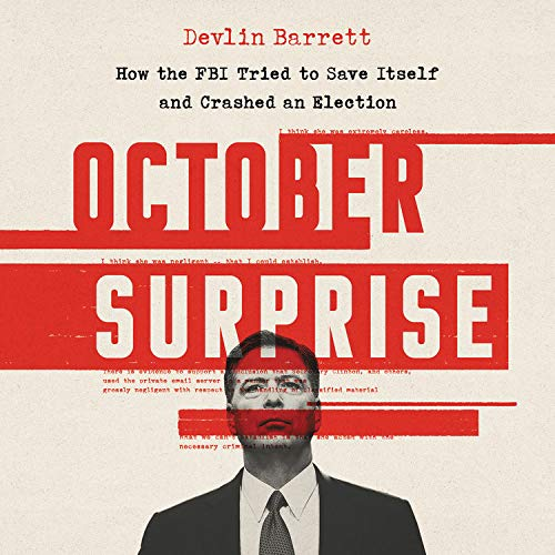 October Surprise cover art