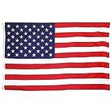 Hemore Bandera de Estados Unidos,Bandera Grande de EE.UU 150×90cm(Impermeable y no se Descolora)