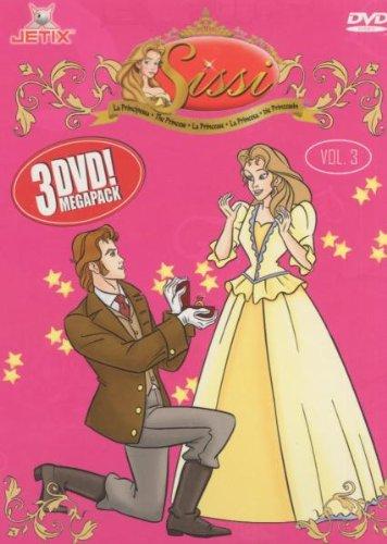 Sissi - Megapack Vol. 03, Episoden 19-27 (3 DVDs)