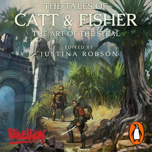 The Tales of Catt and Fisher cover art