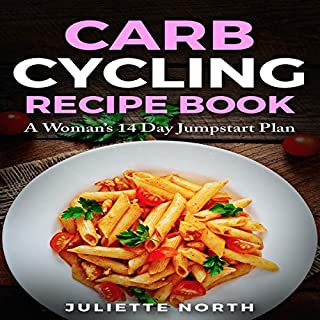 Carb Cycling Recipe Book: A Woman's 14 Day Jumpstart Plan cover art