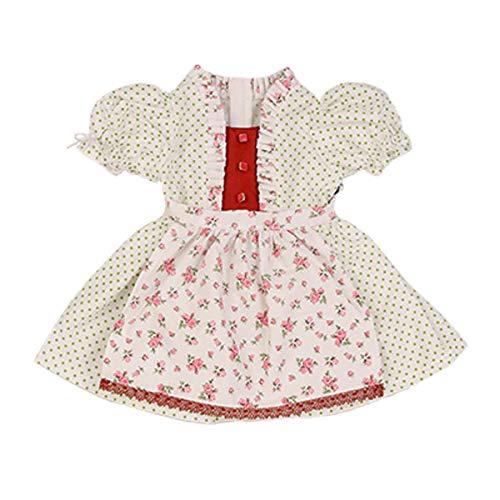 Schildkröt Puppenkleider Puppen Kleid Dirndl für 49 cm Klassik Puppen 49140