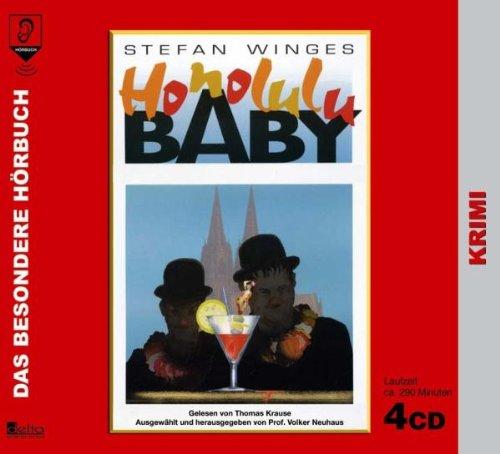Image of Honolulu Baby. 4 CDs