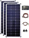 300Watt 12Volt Solar Set...