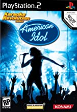 Karaoke Revolution: American Idol - PlayStation 2