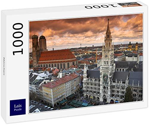 Lais Puzzle Múnich 1000 Piezas