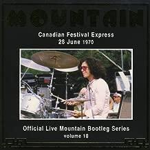 Canadian Festival Express 1970, Vol. 10