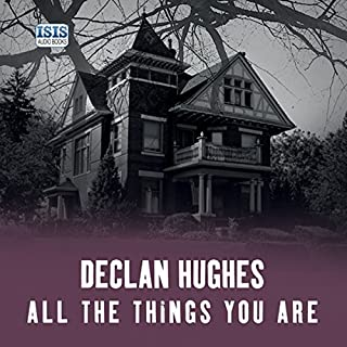 All the Things You Are audiobook cover art