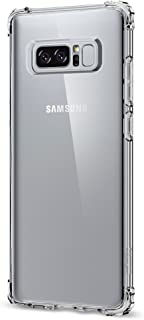 SPIGEN Samsung Galaxy Note 8 Shell Case - Clear Crystal