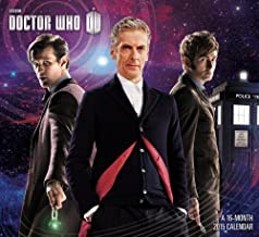 Doctor Who Wall Calendar (2015) by Day Dream (2014-07-05)
