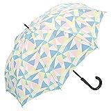 ワールドパーティー(Wpc.) キウ(KiU) 雨傘 長傘 ジャンプ傘  オフホワイト 白  60cm  レディース メンズ ユニセックス K32-125