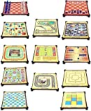 CBOX  13 in 1 Magnetic Ludo Chess Snacks and Ladders Set Board Game
