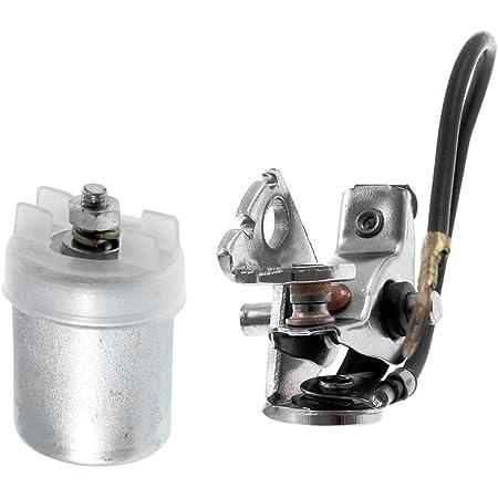 Hercules Prima 2 3 4 5 Gt Unterbrecher Und Kondensator Für Bosch Zündung Mofa Auto