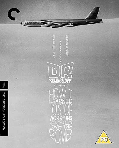 Dr. Strangelove Or: How I Learned to Stop Worrying and Love the Bomb [Reino Unido] [Blu-ray]