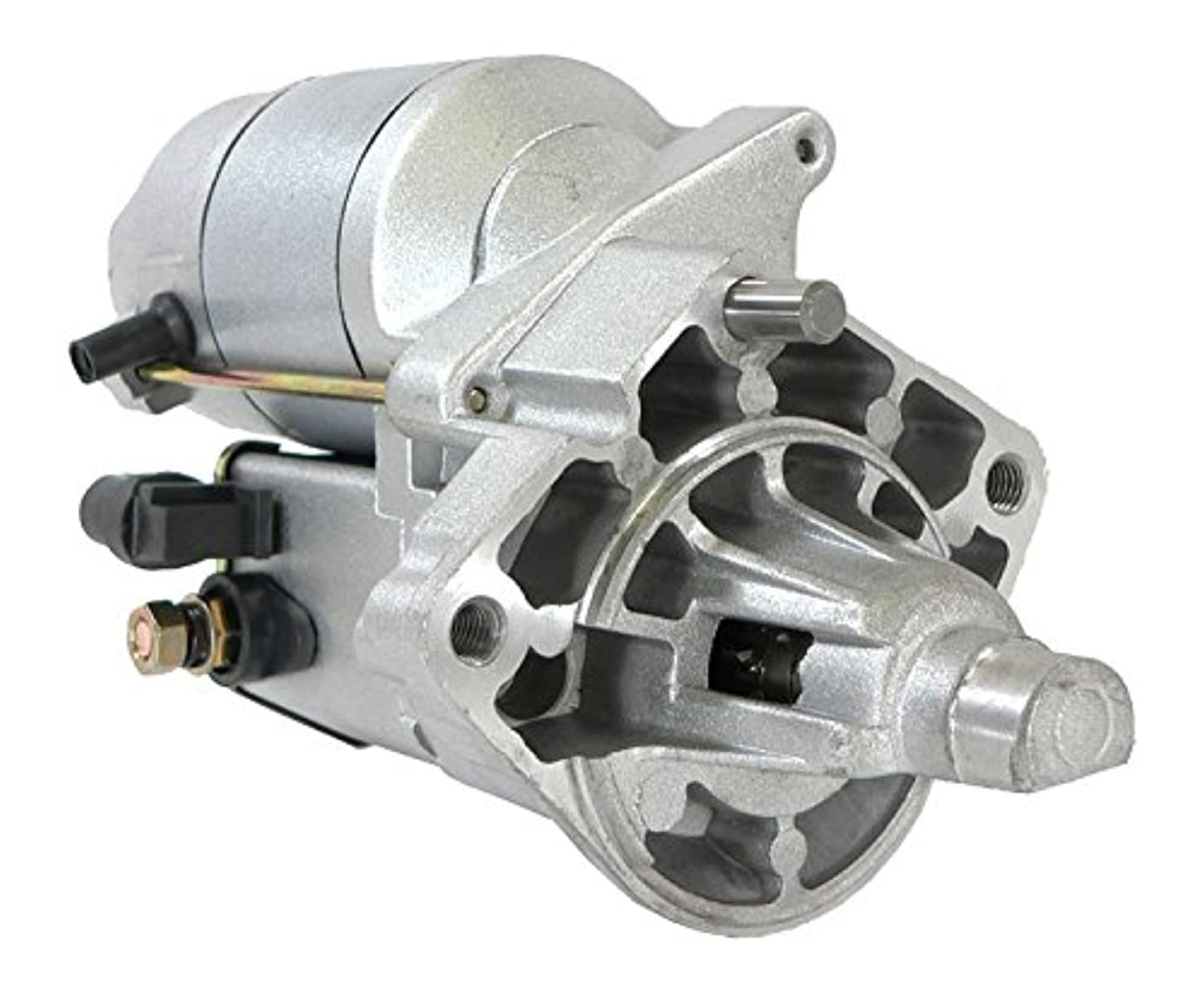 DB Electrical SND0270 Starter For Chrysler 3.3 3.3L 3.8 3.8L Town & Country 99 00 01 02 03 04/ Dodge 3.3L 3.8L Caravan 99-04/ Plymouth 3.3L 3.8L Voyager 99 00/4686045AB, 228000-7640, 228000-7641