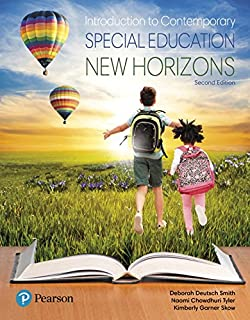 Revel for Introduction to Contemporary Special Education: New Horizons -- Access Card (2nd Edition)
