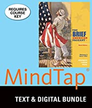 The Brief American Pageant + Mindtap History, 6-month Access: A History of the Republic Since 1865: 2