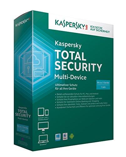 Kaspersky Total Security 2015 Multi-Device