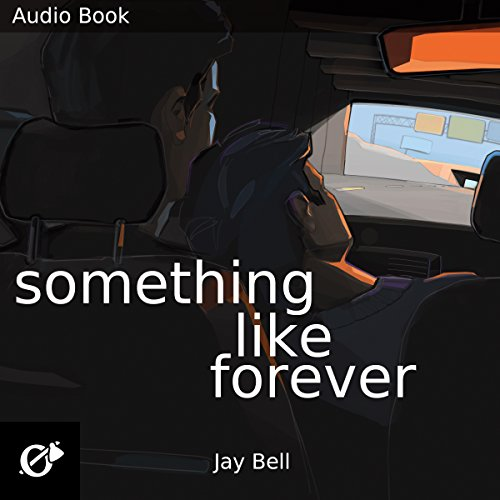 Something Like Forever audiobook cover art
