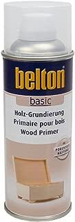 Unbekannt KWASNY 323 503 Belton Basic Holz-Grundierung farblos 400ml