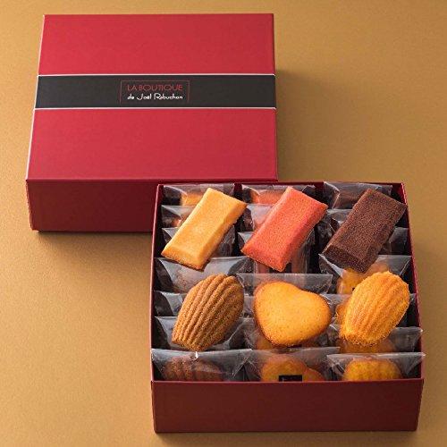 【 ギフト お勧め 】 ジョエル・ロブション アソートメント グルマン/焼き菓子21個入り