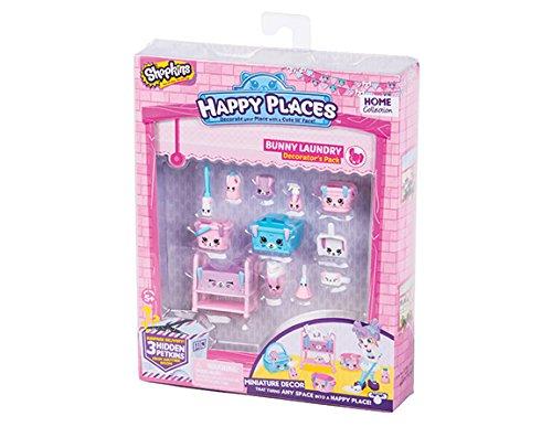 Happy Places Shopkins Bunny Laundry Decorator P