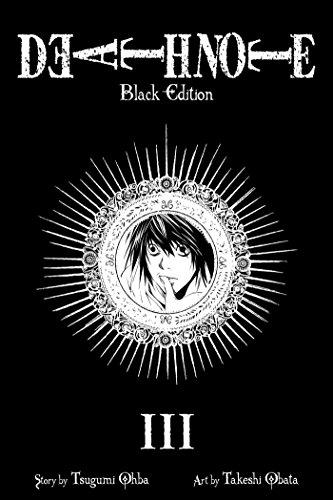 DEATH NOTE BLACK ED TP VOL 03 (C: 1-0-1) (Death Note Black Edition)