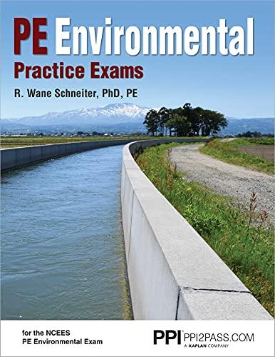 PPI PE Environmental Practice Exams – Mock Practice Exams for the PE Environmental Exam